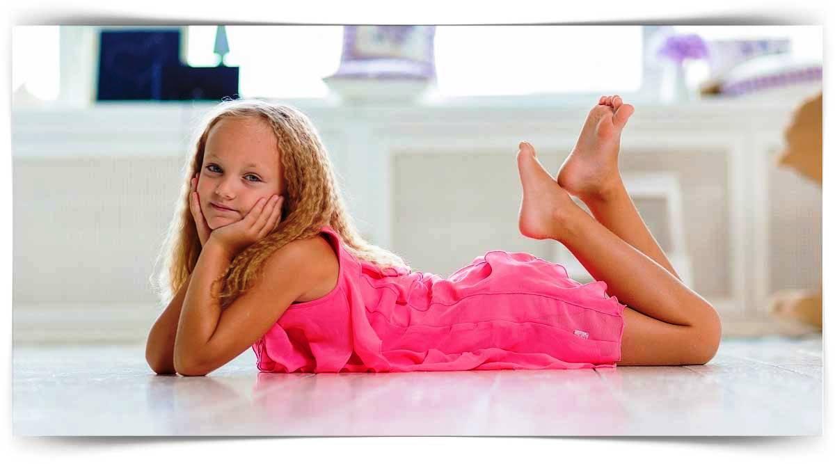 6-12 Yaş Çocuk Elbise Dikimi Kursu MEB Onaylı