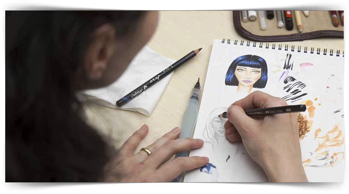 Artistik Çizim Ve Drapaj Kursu MEB Onaylı