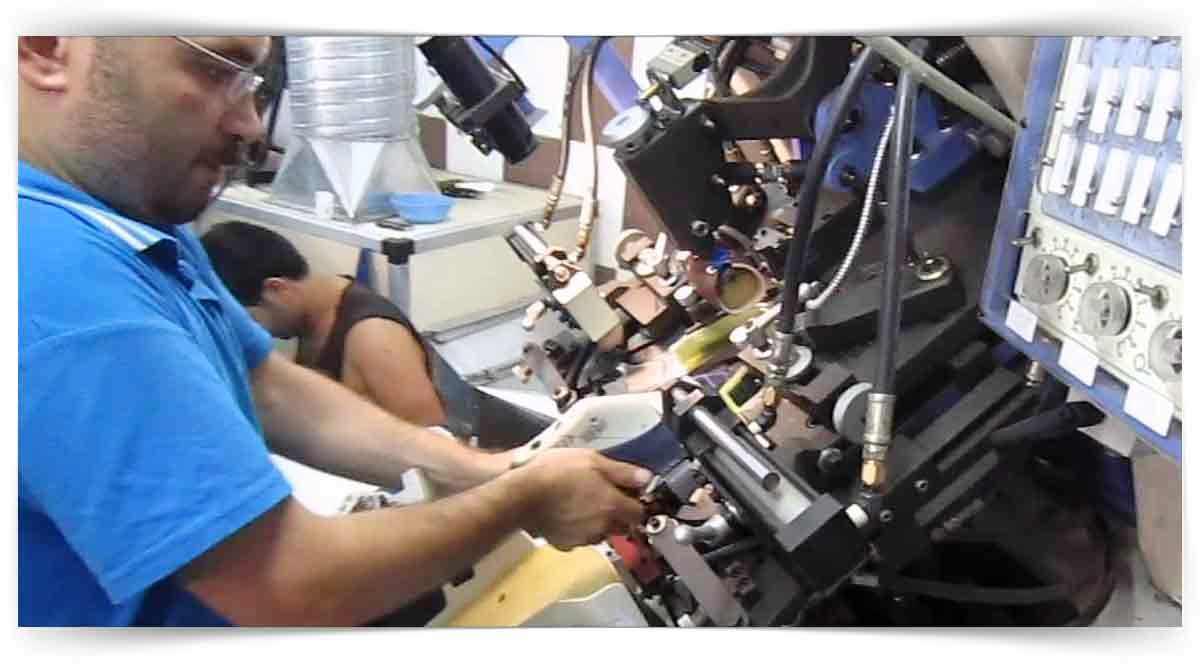 Ayakkabı Makineleri Bakım Ve Onarım Kursu MEB Onaylı