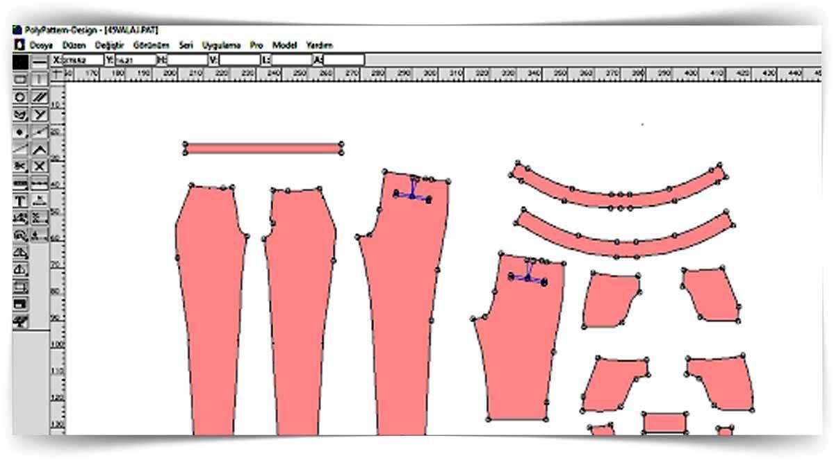 Bilgisayarda Kadın Giysi Kalıpları Hazırlama Kursu MEB Onaylı
