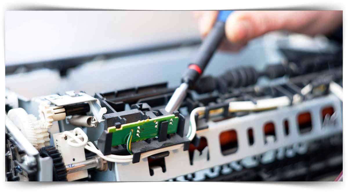 Büro Makineleri Teknik Servis Elemanı Kursu MEB Onaylı