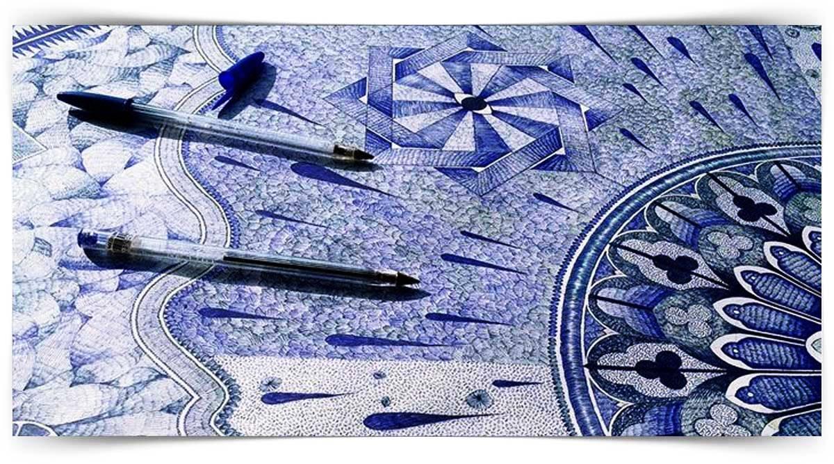 Çanakkale Halı Deseni Çizimi Kursu MEB Onaylı