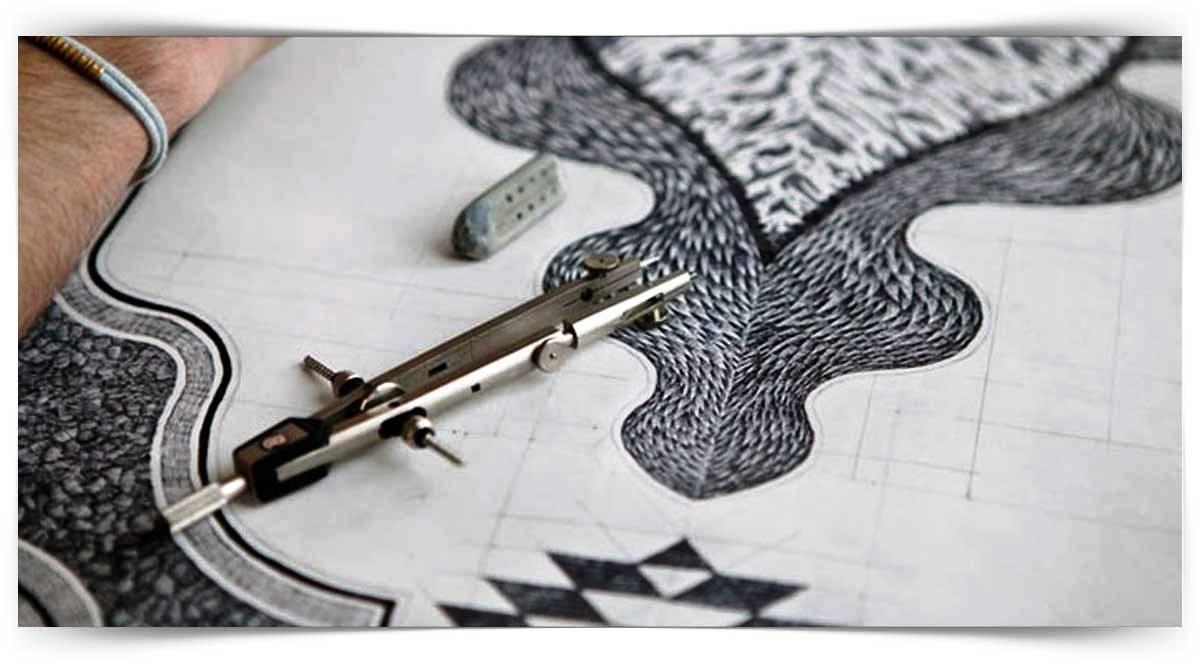 Demirci Halı Deseni Çizimi Kursu MEB Onaylı