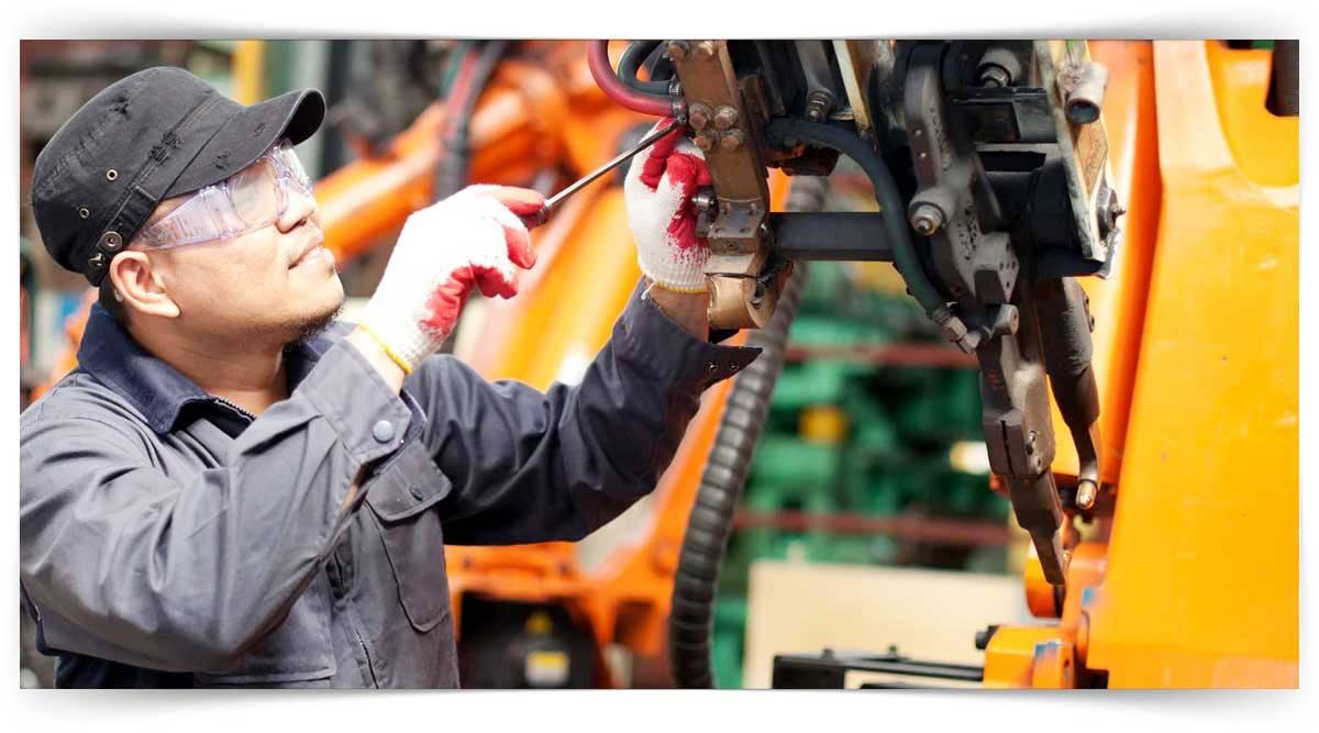 İş Makineleri Bakım Ve Onarımcısı Kursu MEB Onaylı