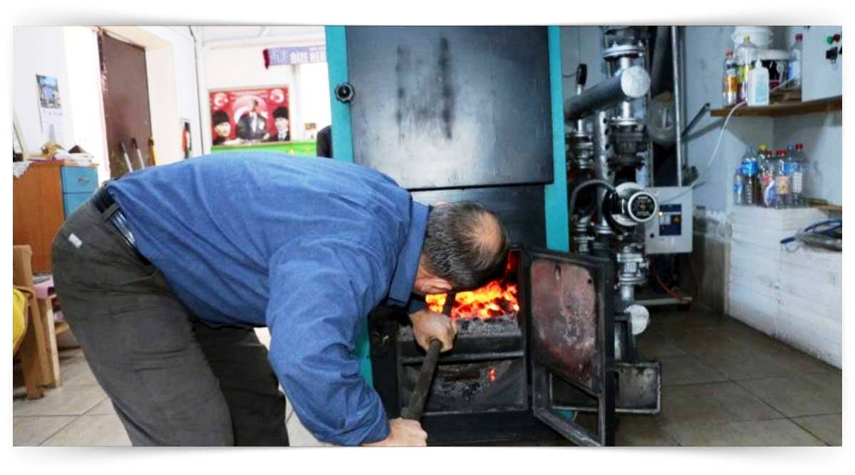 Katı Yakıtlı Kalorifer Ateşçisi Kursu MEB Onaylı