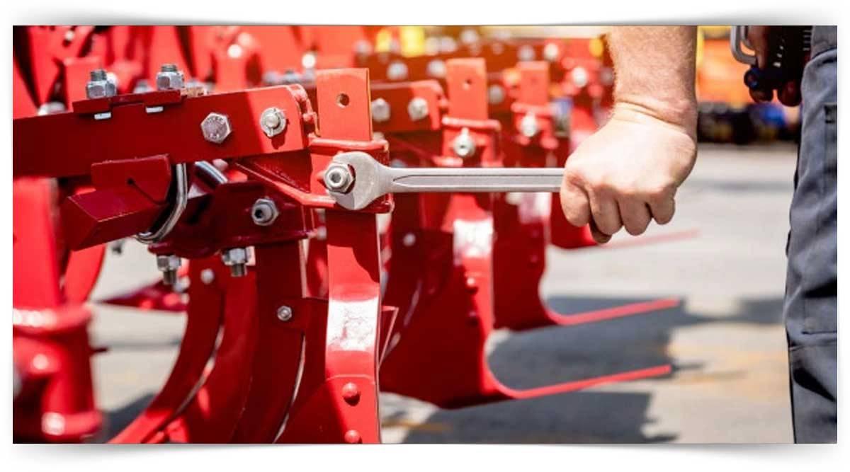 Kendi Yürür Pamuk Hasat Makinesi Bakım Ve Onarım Kursu MEB Onaylı