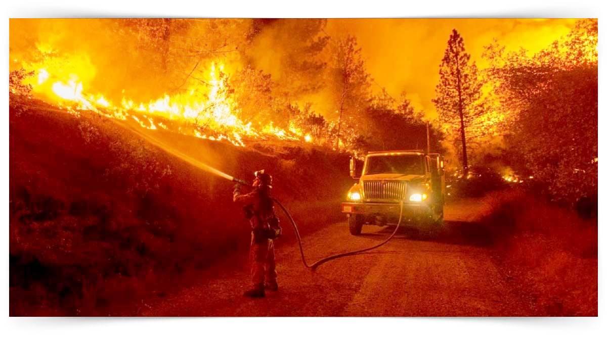 Orman Ve Kırsal Alan Yangınlarına Müdahale Kursu MEB Onaylı