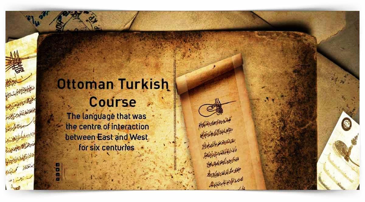 Osmanlıcada Türkçe Kelimelerin İmlası Kursu MEB Onaylı