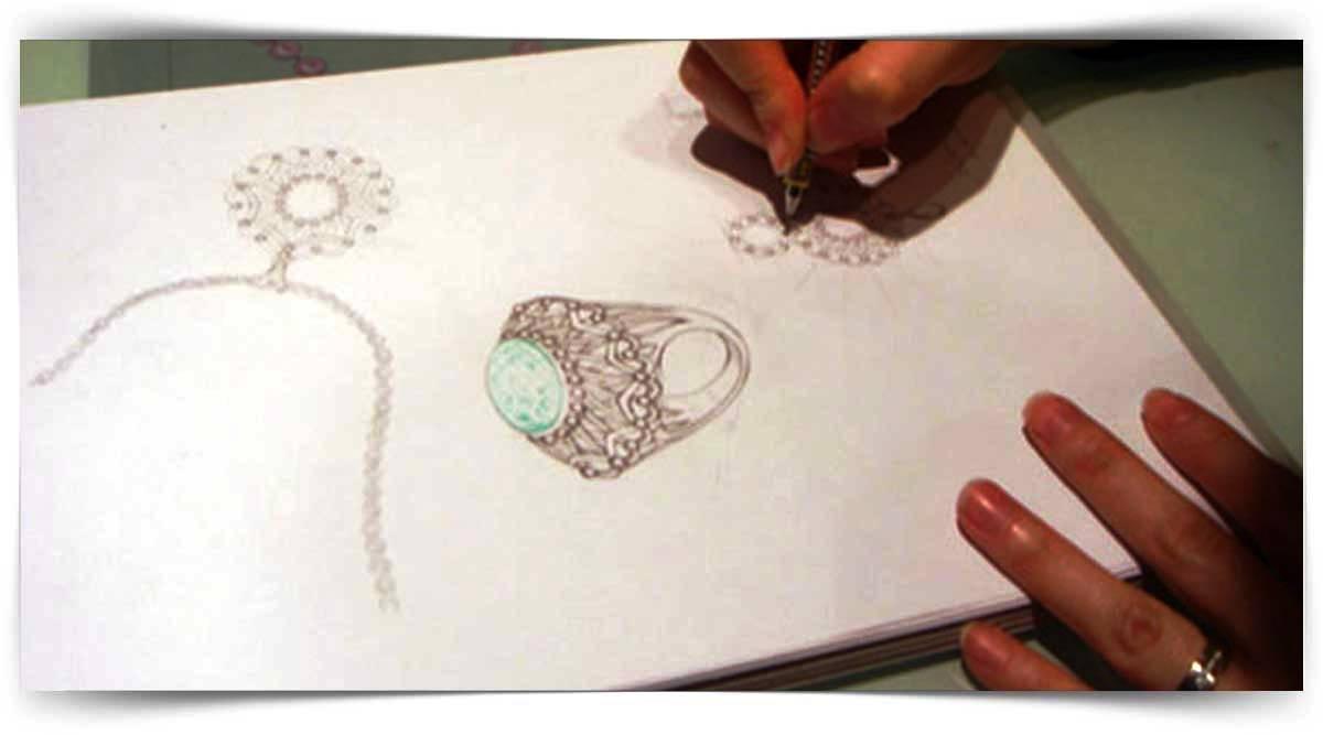 Takı Çizimi Ve Üretimi Kursu MEB Onaylı