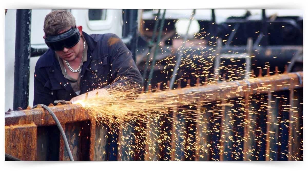 Tehlikeli Ve Çok Tehlikeli İşlerde Beton/Betonarme Ve Soğuk Metal Kesme Ve Taşlama Kursu MEB Onaylı