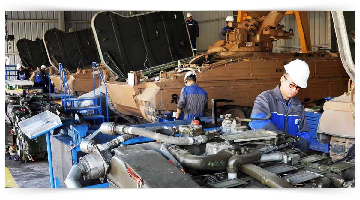 Tehlikeli Ve Çok Tehlikeli İşlerde Endüstriyel Bakım Onarım Kursu MEB Onaylı