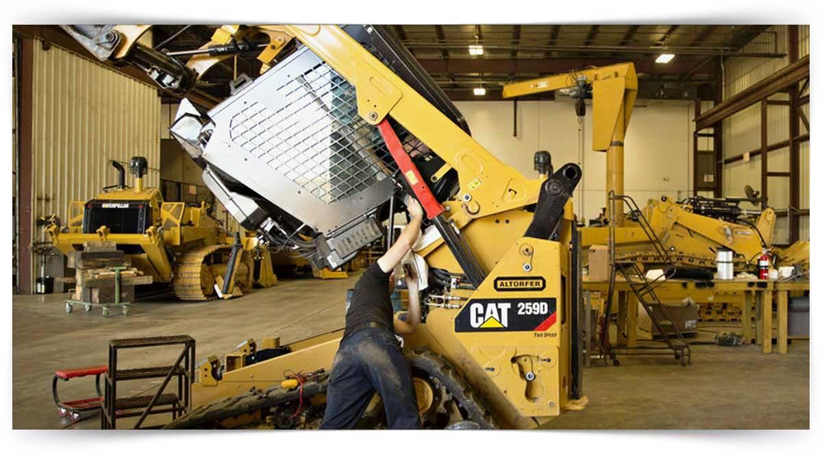 Tehlikeli Ve Çok Tehlikeli İşlerde İş Makineleri Bakım Onarım Kursu MEB Onaylı
