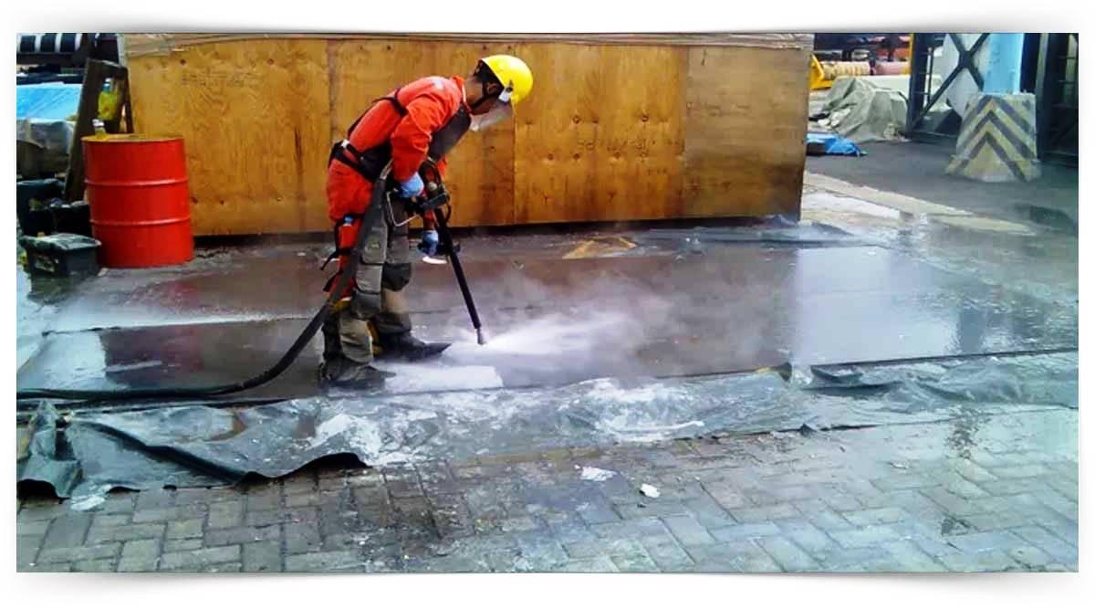 Tehlikeli Ve Çok Tehlikeli İşlerde Yüzey Temizleme Kursu MEB Onaylı