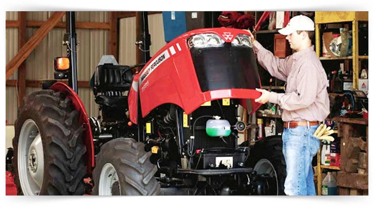 Traktör Bakım Onarım Kursu MEB Onaylı