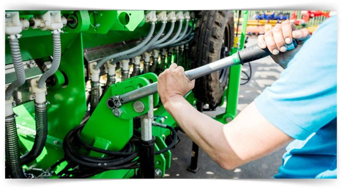 Traktörle Kullanılan Hasat Harman Makineleri Bakım Ve Onarım Kursu MEB Onaylı