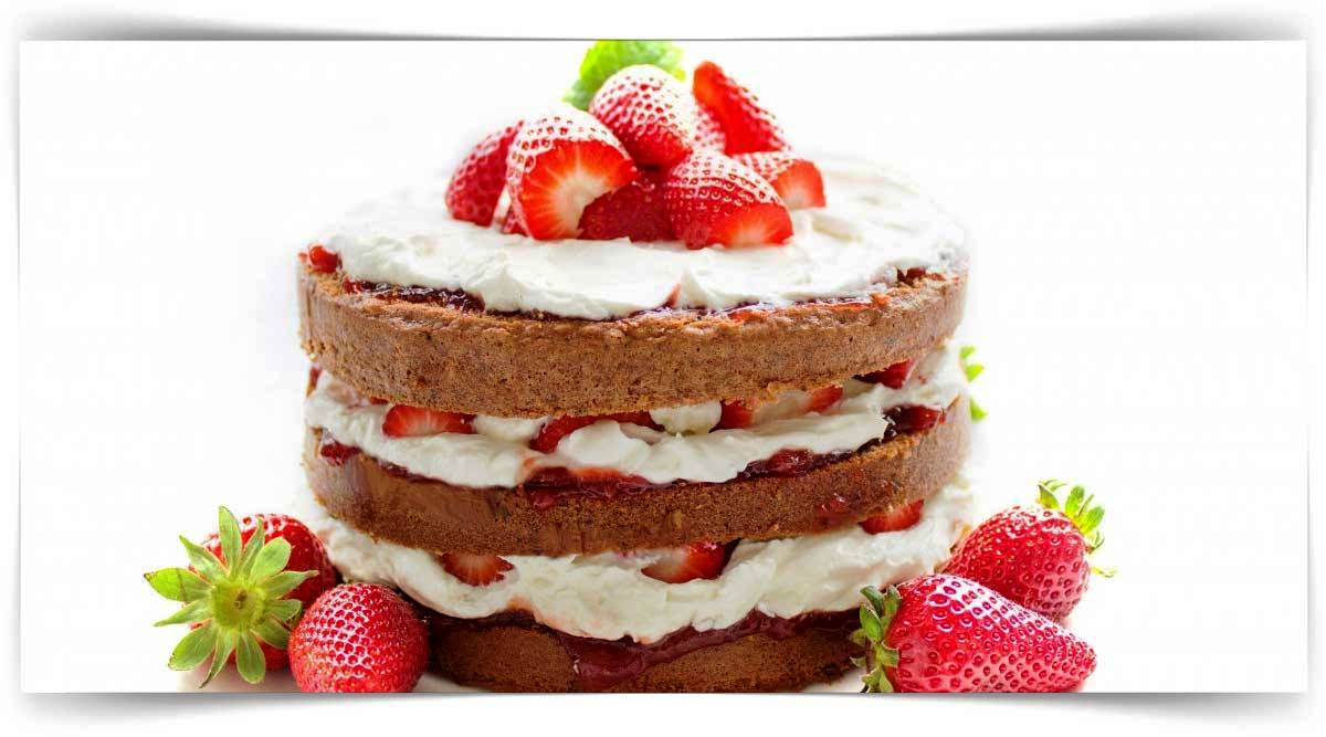 Yaş Pasta Yapımı Kursu MEB Onaylı